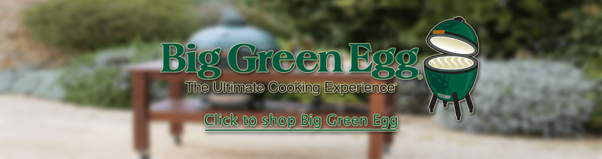 Big Green Egg Charcoal Grills